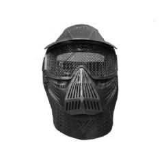 Budget Airsoft Mesh Mask with Neck Guard